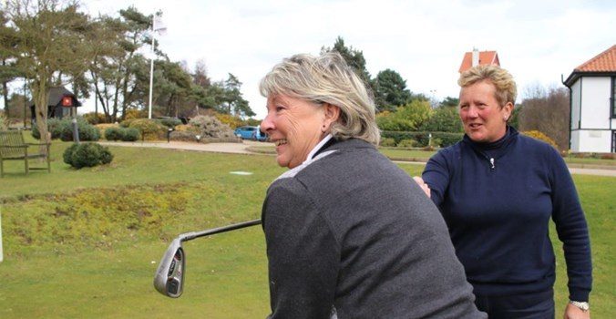 Christine Langford Golf Pro Coaching - Thorpeness Golf Club & Hotel