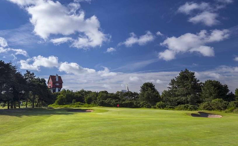 Ranked #83 in UK's Top-100 Golf Courses